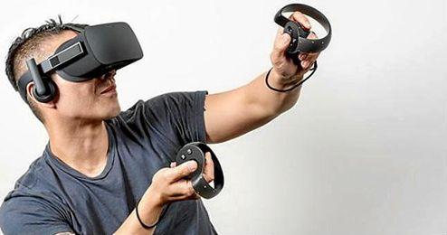 PlayStation VR o Vive serán los principales competidores de Oculus.