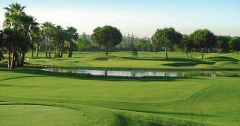 El Campo de Golf fue dise�ado por Jos� M� Olaz�bal.