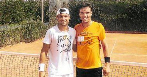 Ferrer y Bautista se medirán a Lukas Rosol y John Isner respectivamente.