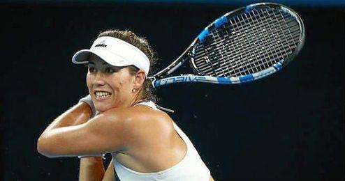 Garbiñe Muguruza es la tercera cabeza de serie del Open de Australia.