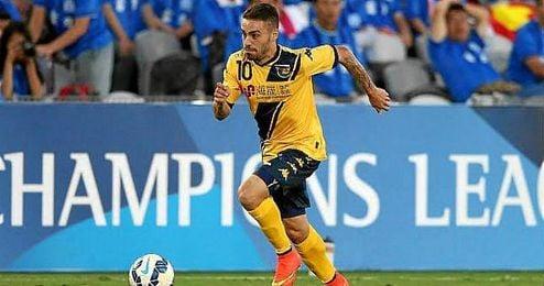 Podr�a salir cedido a un club de Inglaterra, al Melbourne City o al New York City FC.