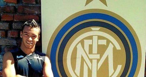 En la imagen, Luque en su etapa como jugador del Inter de Mil�n.