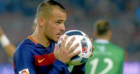 Sandro ha disputado 758 minutos esta camapaña, anotado tres goles y repartiendo dos asistencias.