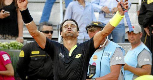 Ferrer es el único español que sigue en el Abierto de Australia.