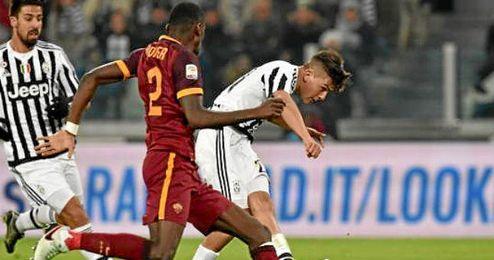 Dybala marcó el gol de la victoria para la Juventus.