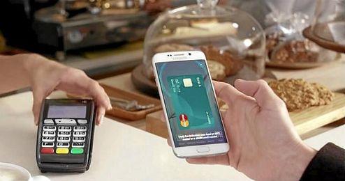 Samsung Pay funciona en más del 70% de los comercios en España que ya operan con tecnología ´contactless´.