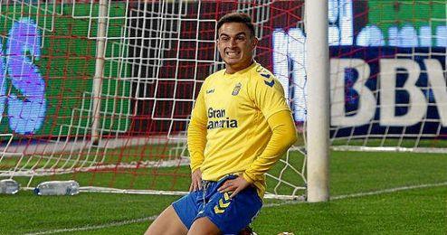 Asdrúbal, nuevo jugador del Leganés.