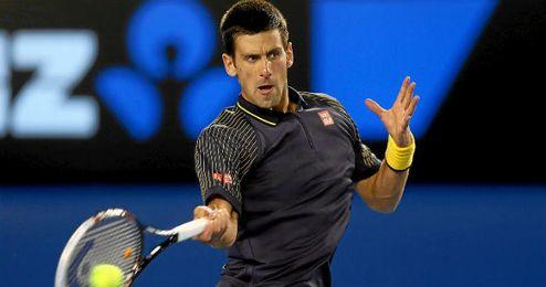 Djokovic se enfrentará a Federer en semifinales.