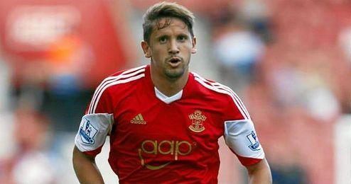 El Southampton pag� por �l 12 millones de libras (15,5 millones de euros).