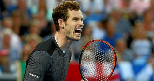 Murray buscará la revancha ante Djokovic por lo del año pasado.