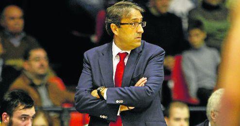 Luis Casimiro se quejó de la actuación de los árbitros en Málaga