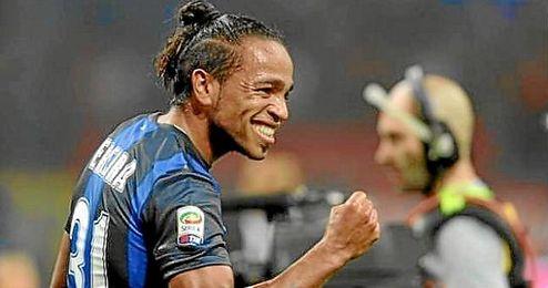 Pereira llegar� al Getafe cedido por el Inter.