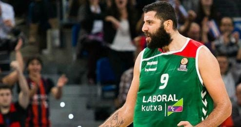 Bourousis está firmando una temporada de ensueño en Vitoria