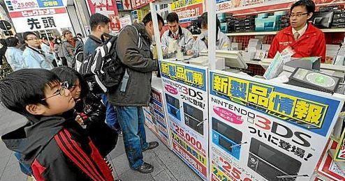Nintendo ganó un 31,9% menos entre abril y diciembre.