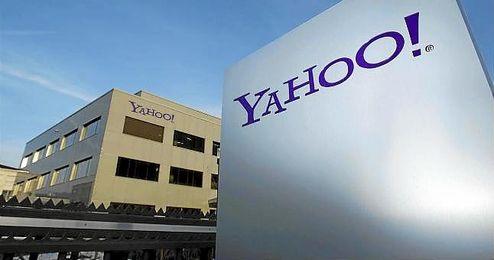 Imagen de una de las oficinas de la multinacional Yahoo.
