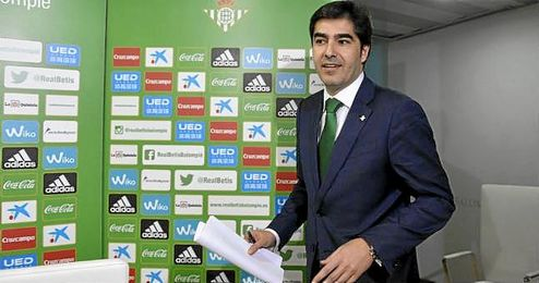 """""""El Betis que m�s me ilusion� fue el de Finidi, Jarni, Alfonso? Especialmente me gustaba Vidakovic""""."""