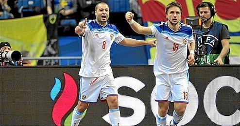 Tercera final consecutiva para Rusia