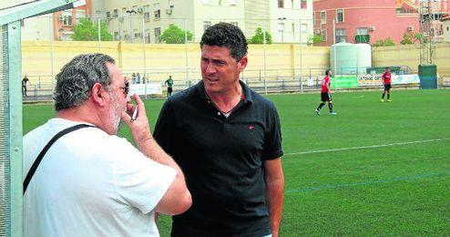 Alonso Ramírez coge las riendas del Pedrera.