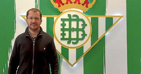 José Juan Romero, nuevo entrenador del Betis B.