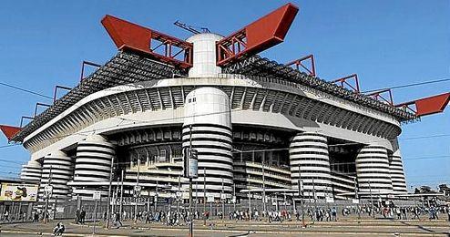 San Siro acogerá la final de la Champions League de este año.