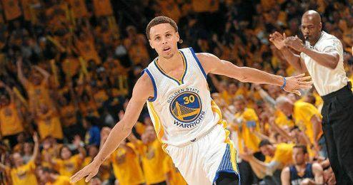Nuevo r�cord de Stephen Curry.