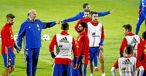 La selección española sigue en tercera posición.