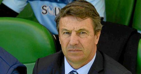 """""""El Betis ha hecho muy bien su trabajo""""."""
