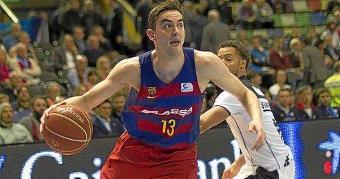 Satoransky, renueva con el Barcelona.