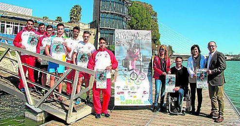 En el Campeonato de España participarán 1.300 palistas procedentes de todo el territorio nacional.