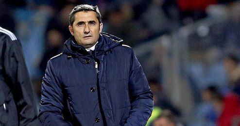 Valverde elogia a sus hombres tras el derroche de fuerza.