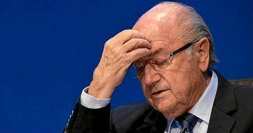 Blatter ya logró reducir su sanción de ocho a seis años.