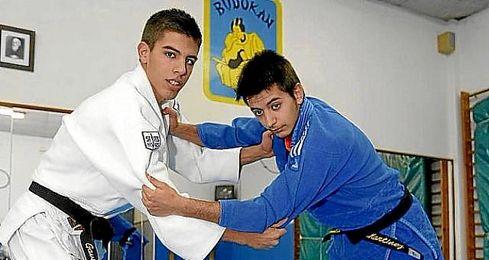 Los judokas españoles consiguieron cuatro plazas para participar en los Juegos Paralímpicos de Río 2016