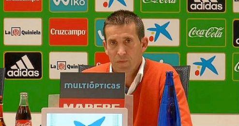 Así te hemos contado la rueda de prensa de Juan Merino