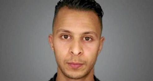 Imagen del terrorista Salah Abdeslam.