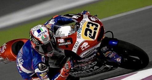 Antonelli se adjudicó una carrera disputada.