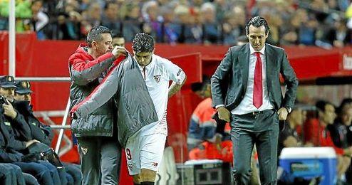 �ver Banega es una pieza fundamental para el Sevilla de Unai Emery.