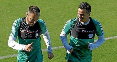 """El alemán dice que Damiao le parece """"un buen delantero""""."""