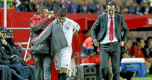 Emery apostó por la llegada de Banega al Sevilla.