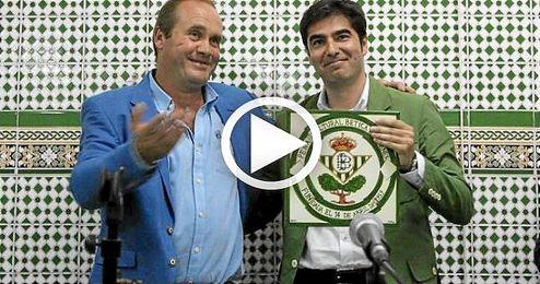 """""""La afición del Betis merece que cada miembro de la entidad dé lo máximo""""."""