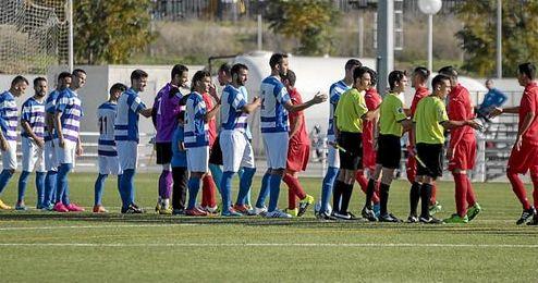 Torreblanca y Diablos Rojos se saludan en el derbi jugado en noviembre