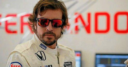 Fernando Alonso respondi� en directo a Herbert.