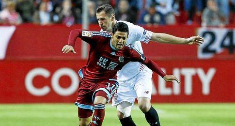 Sigue en directo la previa y el partido entre Sevilla y Real Sociedad.