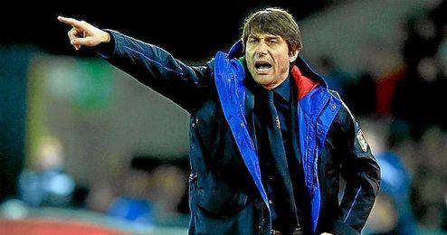 Conte, al Chelsea tras la Eurocopa