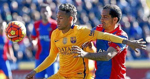 Verza presiona al internacional brasileño Neymar
