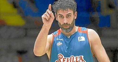 Berni, capit�n del CB Sevilla