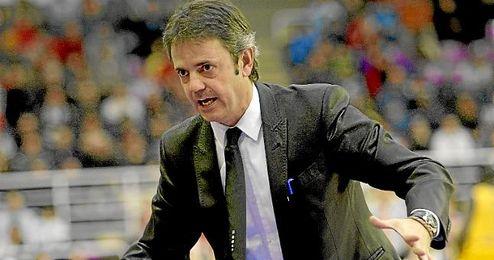 Fisac, entrenador de Gipuzkoa Basket