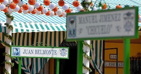 Hoteleros de Sevilla valoran ofrecer invitaciones a casetas de Feria.