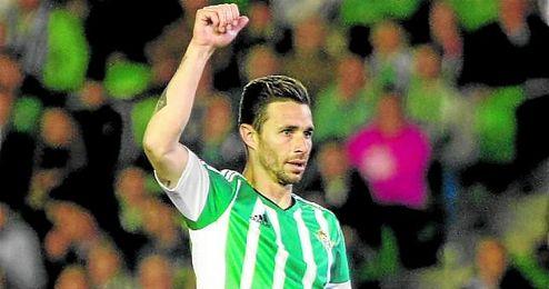 Está a un solo gol de su mejor registro en Primera división.