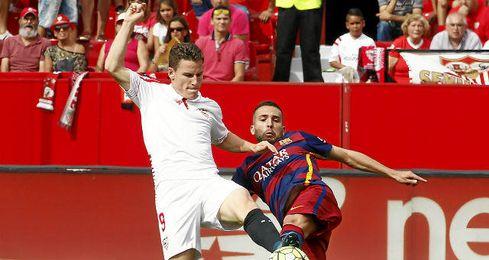 Gameiro es uno de los objetivos del Barcelona.