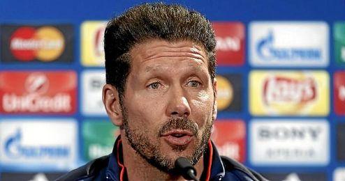 """""""Bucaremos, ir a lo nuestro, no cambiar absolutamente nada y en el campo buscar la clasificación que nos ponga en las semifinales"""", aseguró el técnico."""